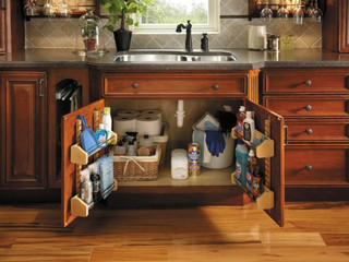 Storage Solutions Part 3: The Key to Simple Clean-Up
