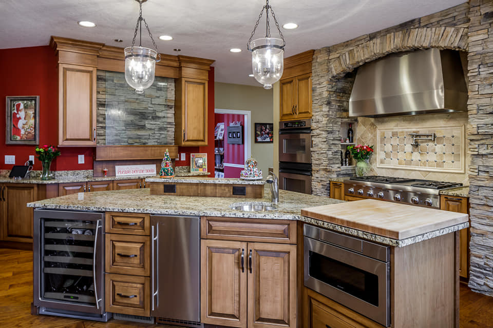 Heritage Cabinets by Waukee CabinetWorks
