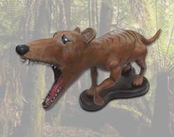 The Late, Great Thylacine (Tasmanian Tiger)