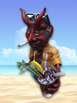 Mephistopheles in Retirement, or The Beast of Boca