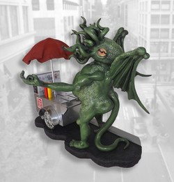 Cthulhu Relishes Our Buns (Day Gigs of the Elder Gods)