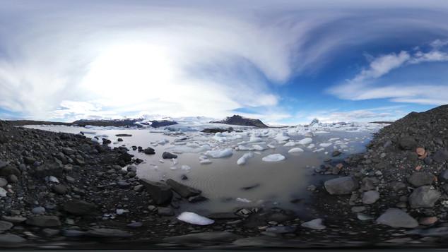 Ice Lagoon - Iceland