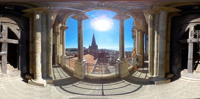 LAUSANNE CATHEDRAL - Switzerland in VR