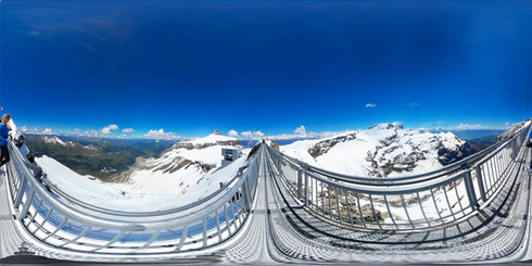 GLACIER 3000 - Switzerland in VR