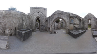 Ireland Cathedral Ruins
