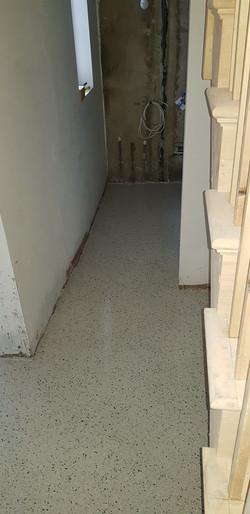 Ttura, Recycled Glass Floor