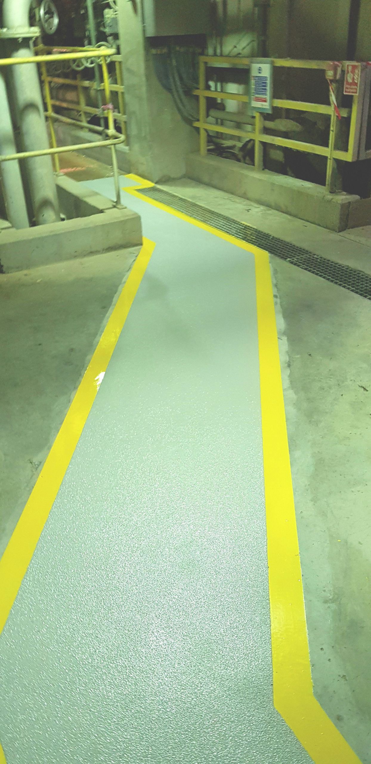Anti Slip Systems