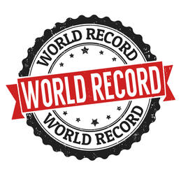 Recordpoging