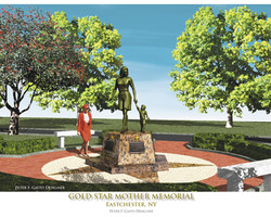 Gold Star Mothers Memorial
