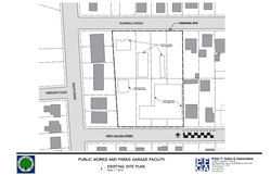 EXISTING SITE PLAN-001