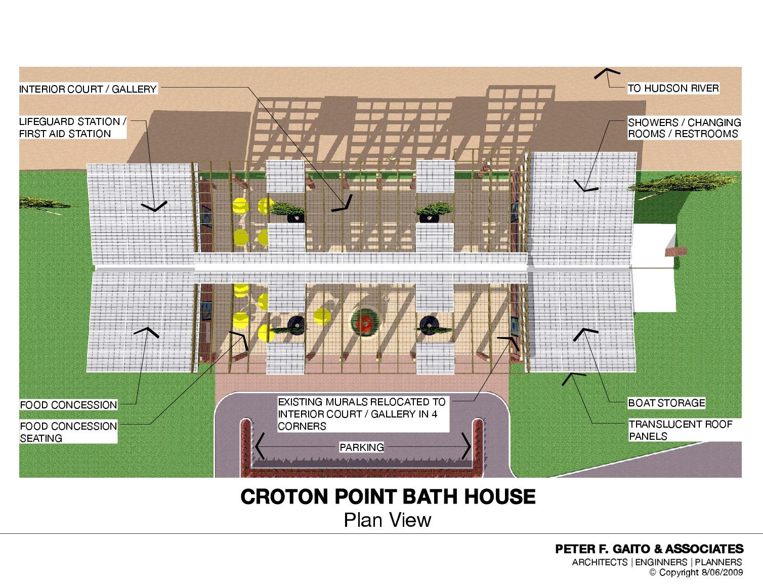 Croton Boat House