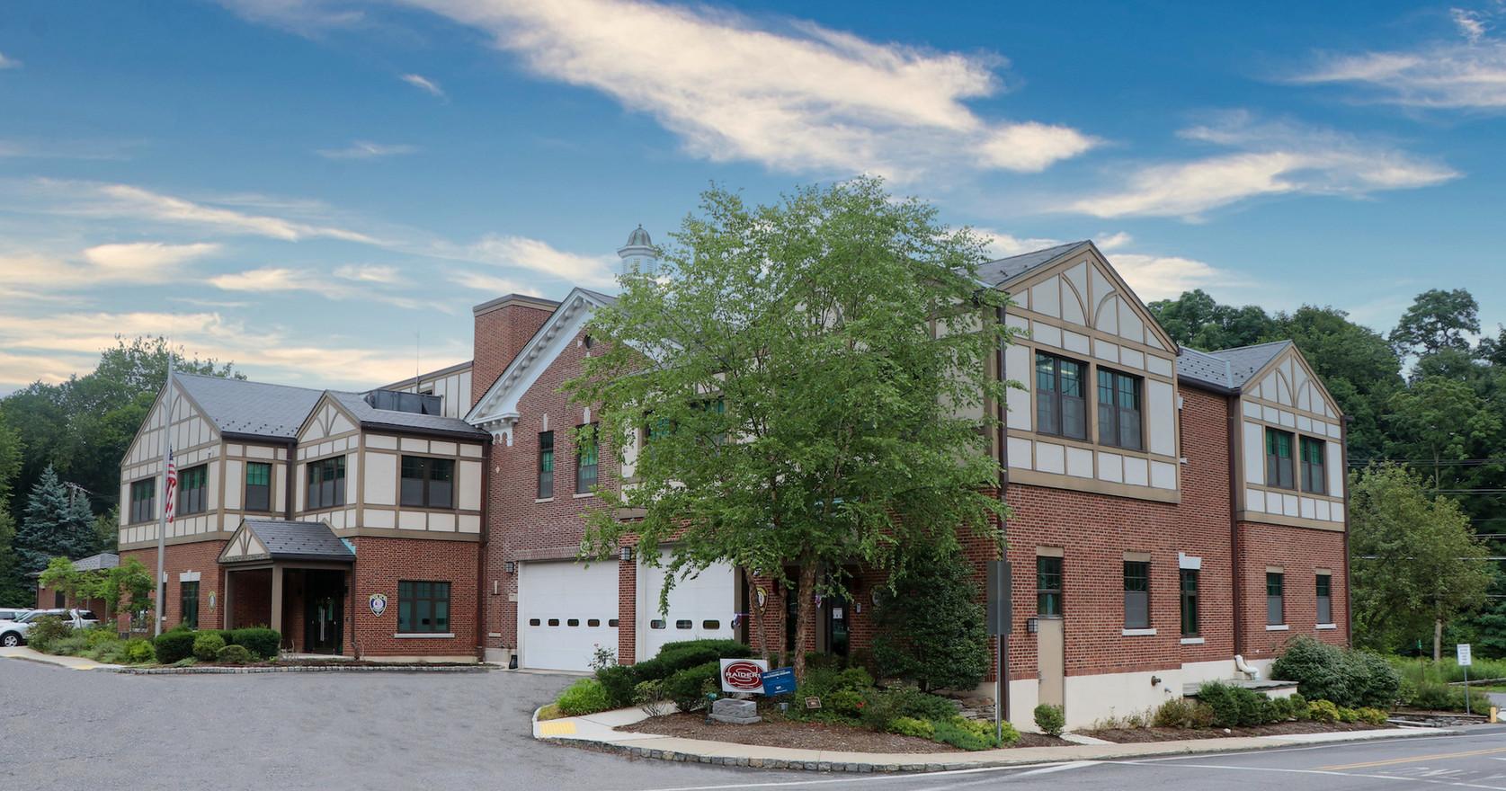 Scarsdale Public Safety Building