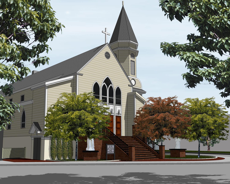Holy Rosary Church