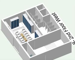 Rendering-Locker Room
