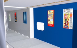 ad wall