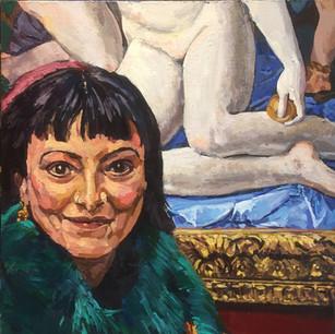 Marguerite - An encounter with Bronzino