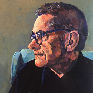 John - head study
