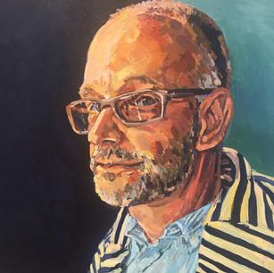 Self portrait - Biddulph Grange
