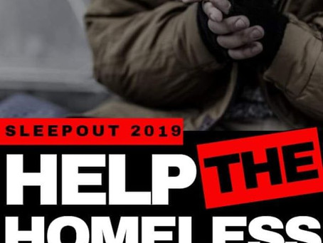 Supporting Help the Homeless Glasgow