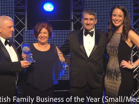 Scottish Family Business of the Year (Small- Medium)