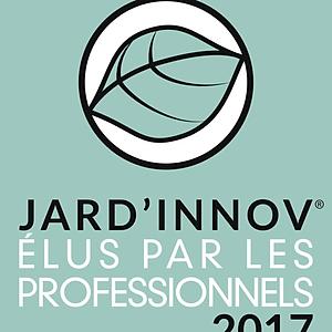 Id visuelle Jard'innov 2017