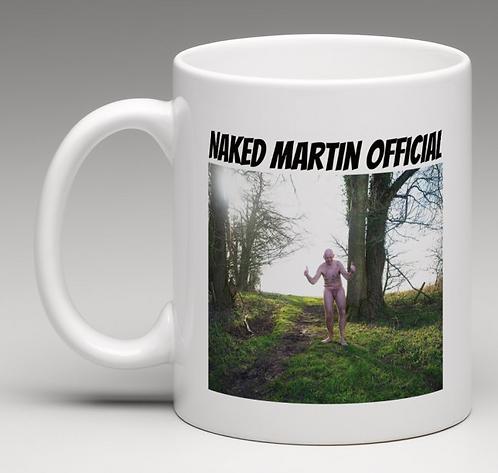 Mug - Naked Martin Woods