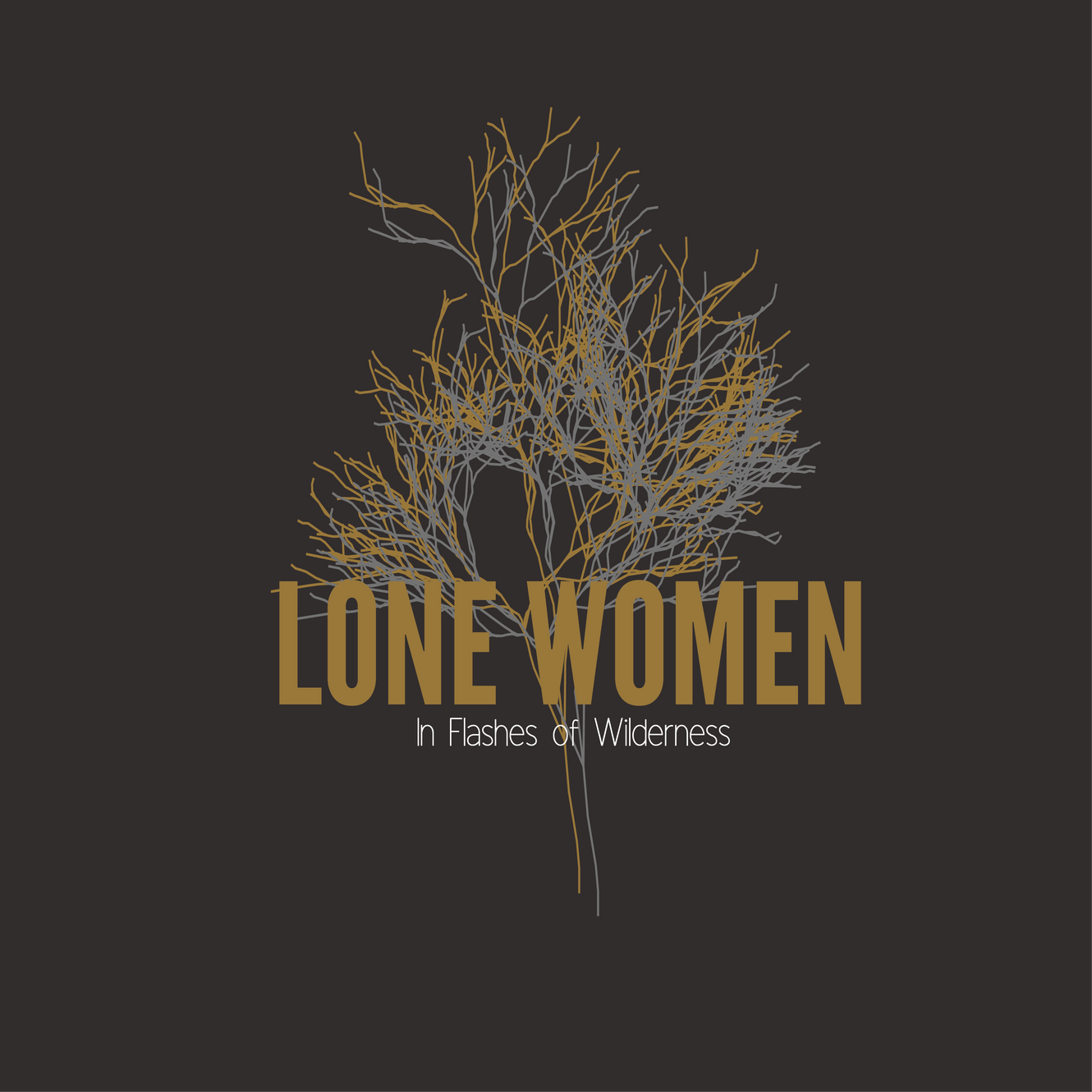Negative Space by Louise Kenward | Lone Women in Flashes of