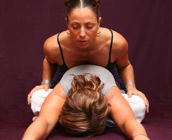 Massothérapie, Yoga Thai