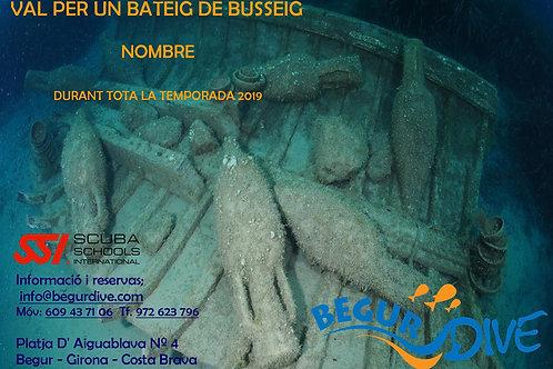 Vale regalo Bautizo