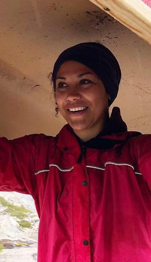 Canoeing Guide Tori Baird