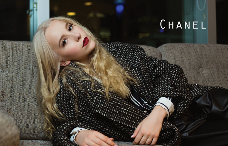 Chanel for VUEX Magazine