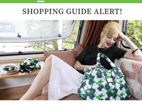 SHOPPING GUIDE ALERT! with  AHA Moments Mag.