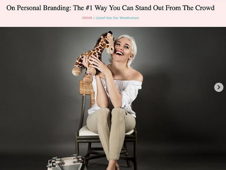 On Personal Branding: The #1 Way You Can Stand Out From The Crowd with LVW and Go Hustle.