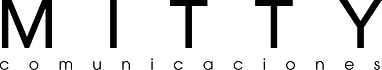 This is the MITTY comunicaciones logo