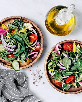 7 Salads that aren't Boring for a Quick Lunch | Simply Nurtured