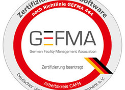 ProOffice / Gebman GEFMA-zertifiziert