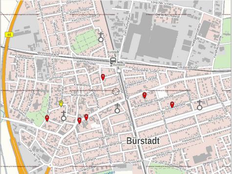 Meldesystem der Stadt Bürstadt geht online