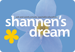 Graphic for Shannen's Dream campaign