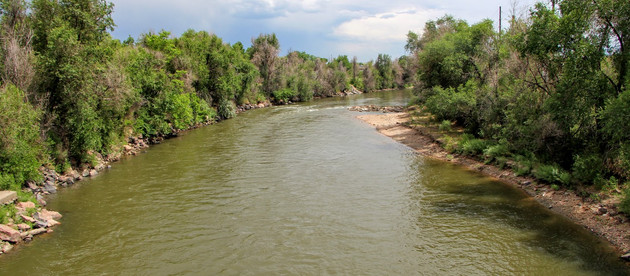 Cleaner Water Thanks to Greenway
