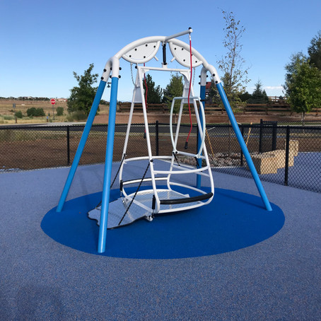 Fun for All: New Accessible Playground in Aurora