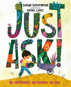 A wonderful children's book about being different and accepting the differences of others.
