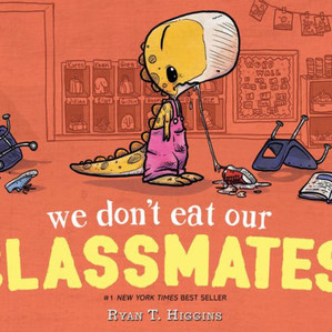 Kindness Corner: We Don't EAT Our Classmates!