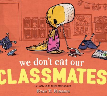 Kindness Corner: We Don't EAT Our Classmates!