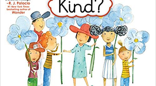 Kindness Corner: What Does It Mean to Be Kind?