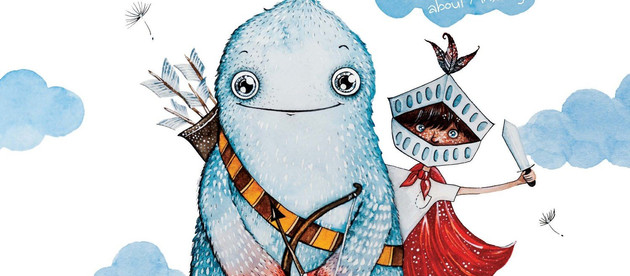 Kindness Corner: Hey Warrior - A Book for Kids about Anxiety