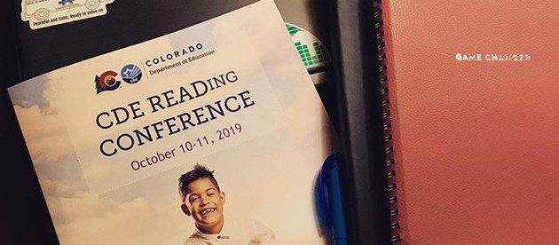 """The """"Rocket Science"""" of Reading: Key Take Aways from the 2019 CDE READing Conference"""