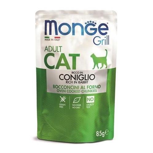 MONGE CAT GRILL POUCH ПАУЧИ 85 ГР