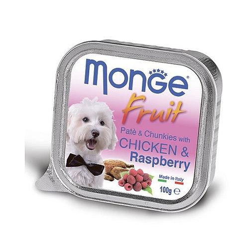 MONGE DOG FRUIT КОНСЕРВЫ 100Г