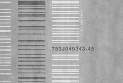 Wall codex grigio / particolare