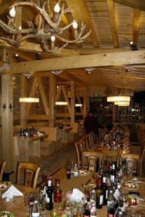 Pamporovo castle -ravintola
